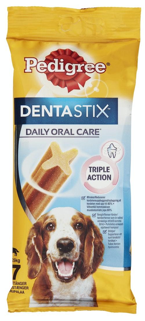 Pedigree Dentastix Medium 7 stk, 180 g