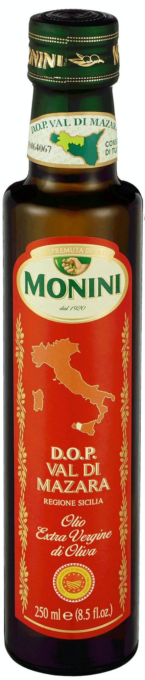 Monini Extra Vergine di Oliva Sicilia IGP, 250 ml