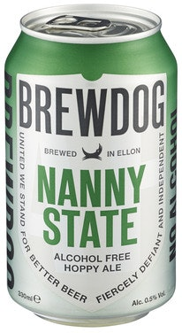 Brewdog Brewdog Nanny State 0,33 l