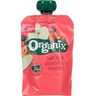 Organix Just Apple Strawberry & Blueberry