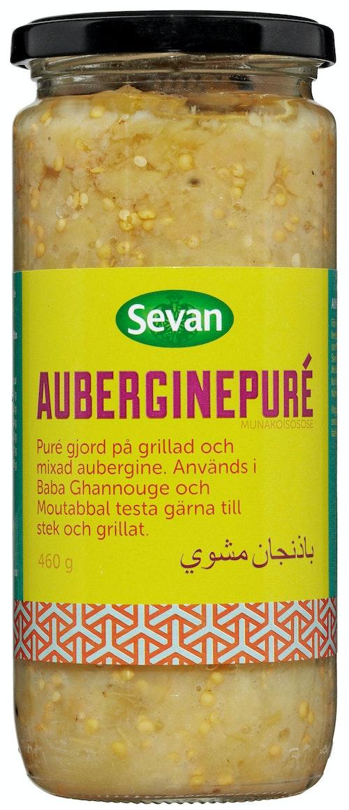 Sevan Auberginepuré 460 g