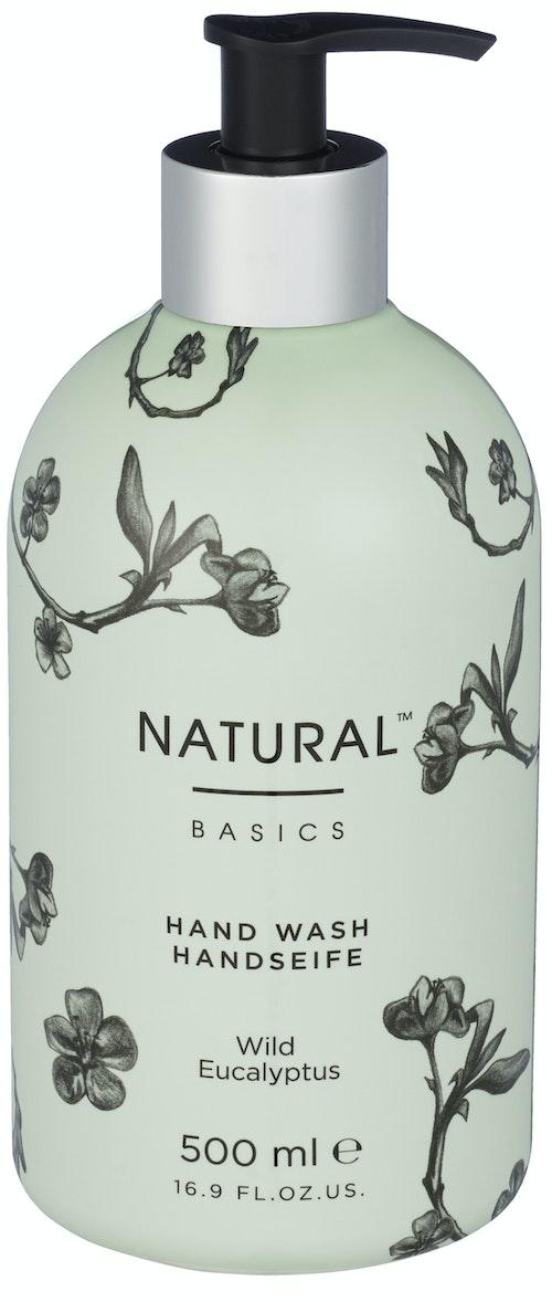 Natural Basics Hand Wash Wild Eucaluptus 500 ml