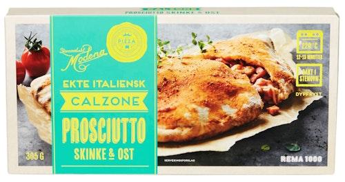 REMA 1000 Calzone Ost & Skinke 305 g