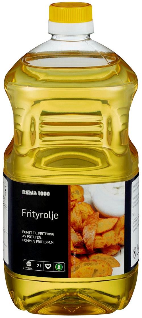 REMA 1000 Frityrolje 2 l