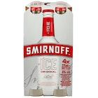 Smirnoff Ice Flaske