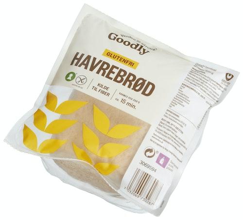 Goodly Havrebrød Glutenfri 300 g