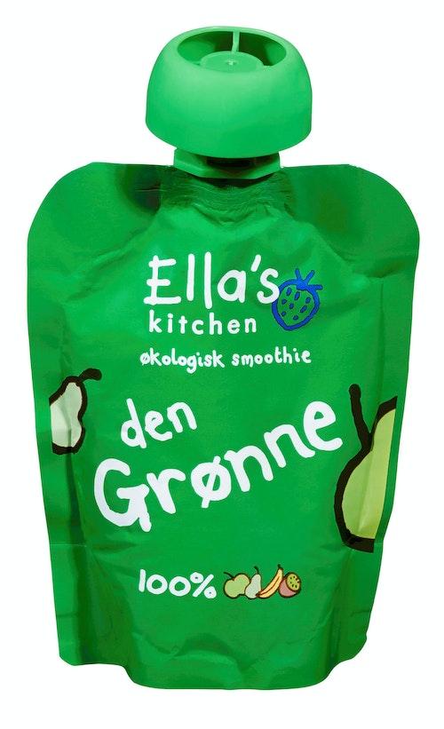 Ella's Kitchen The Green One, Smoothie Fra 6 mnd, 90 g