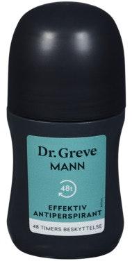 Dr. Greve Deodorant Roll-on Mann Antiperspirant, 50 ml