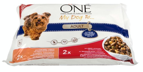 Purina Purina One My Dog Is Adult 400 g