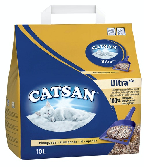 Ultra Catsan 10 l