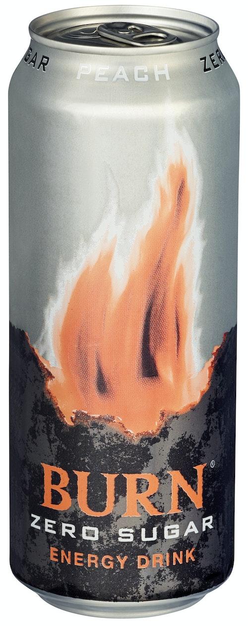 Burn Burn Peach Zero 0,5 l