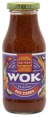 Go Tan Red Curry Wok 240 ml