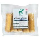 Veganske Vårruller Fylt  Med Tofu