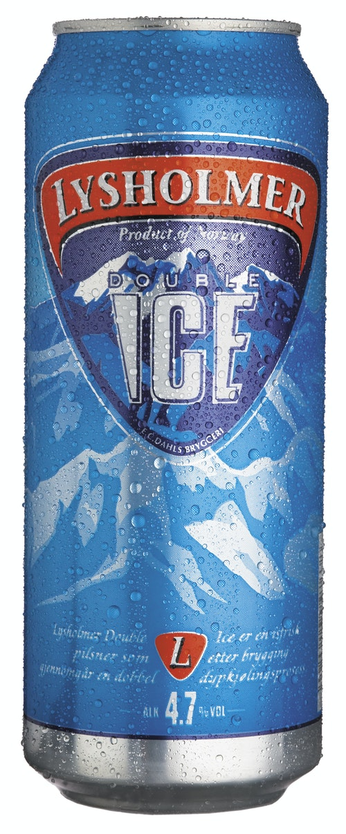 Ringnes Lysholmer Double Ice 0,5 l