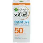 Sensitive Advanced Face & Chest sun protection cream SPF 50+
