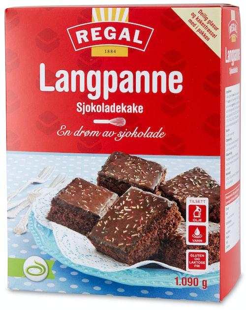 Regal Langpanne Sjokoladekake 1,11 kg