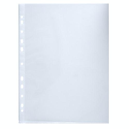 Clas Ohlson Plastlommer A4 transparent 10 stk, 1 stk