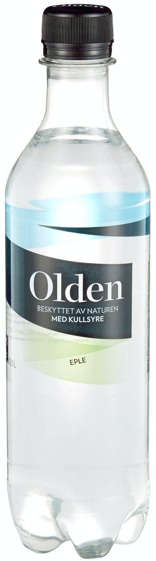 Olden Olden Eple Med Kullsyre, 0,5 l