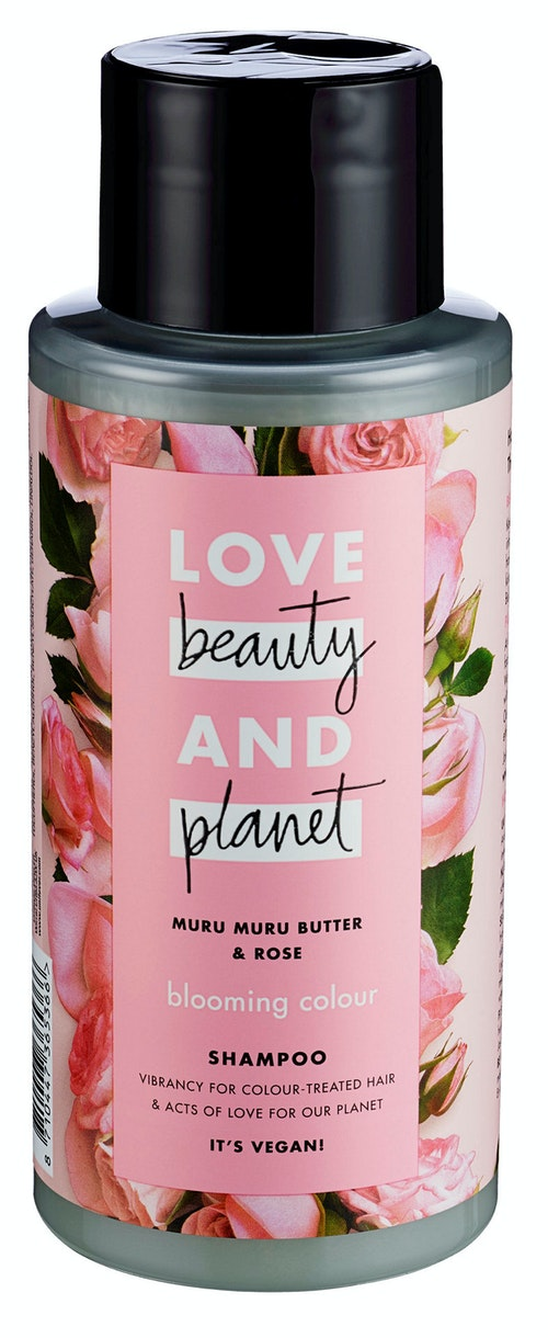 Love Beauty & Planet Blooming Color Shampoo 400 ml
