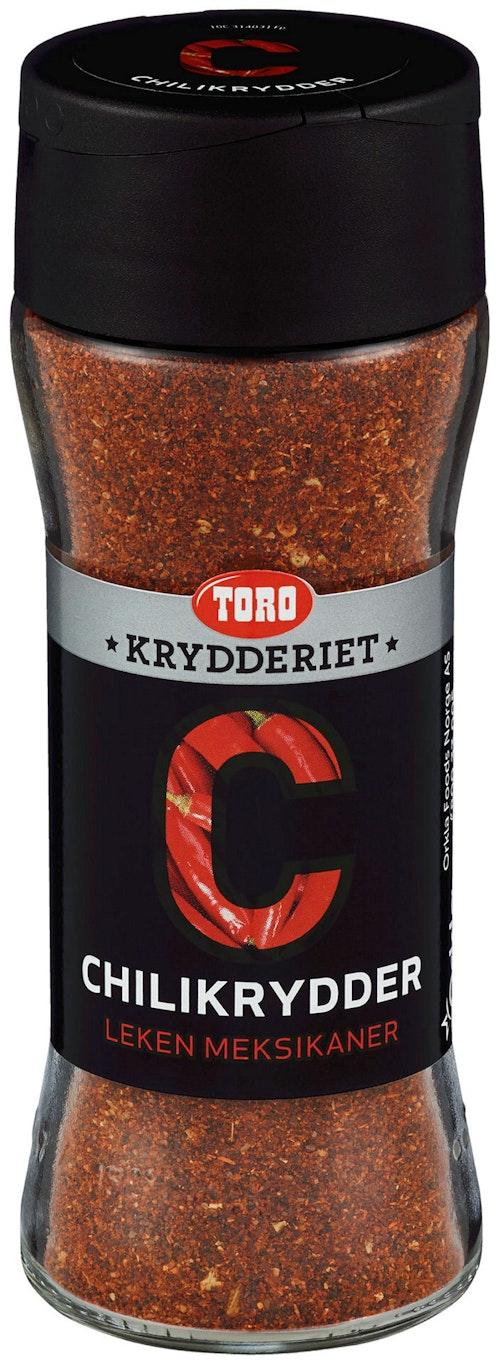 Toro Chilikrydder 75 g