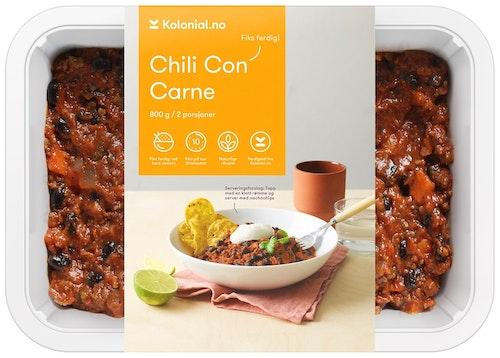 Kolonial.no Chili Con Carne Fiks ferdig, 2 Porsjoner, 800 g