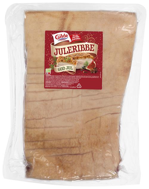 Gilde Fersk Juleribbe ca. 3,75 kg