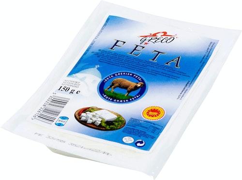 Greco Ekte Fetaost 150 g