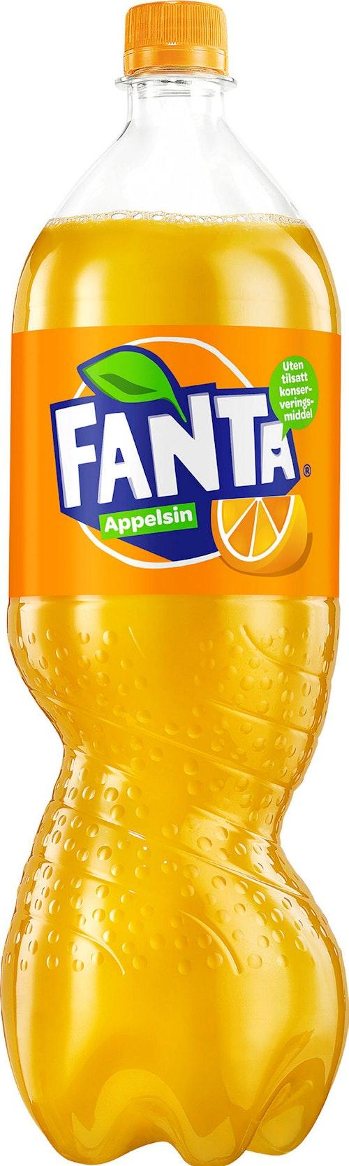 Fanta Fanta Orange 1,5 l