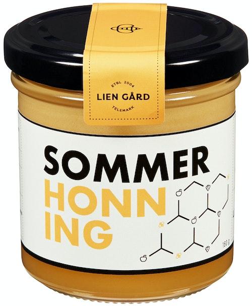 Lien Gård Sommerhonning 160 g