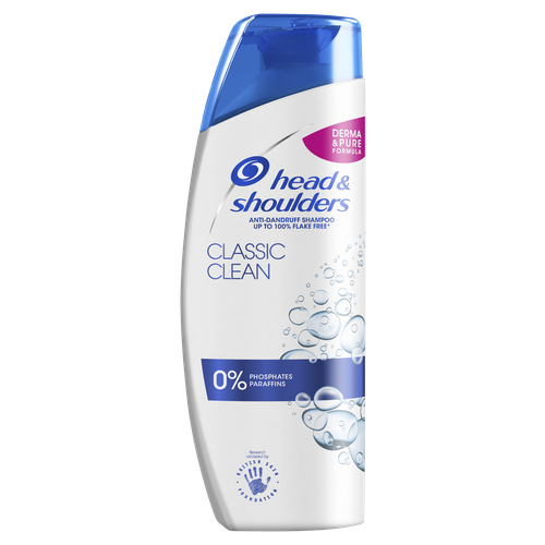 Head & Shoulders Shampo Classic Clean 250 ml