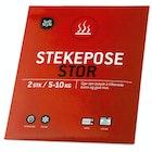 Stekeposer Ekstra Store