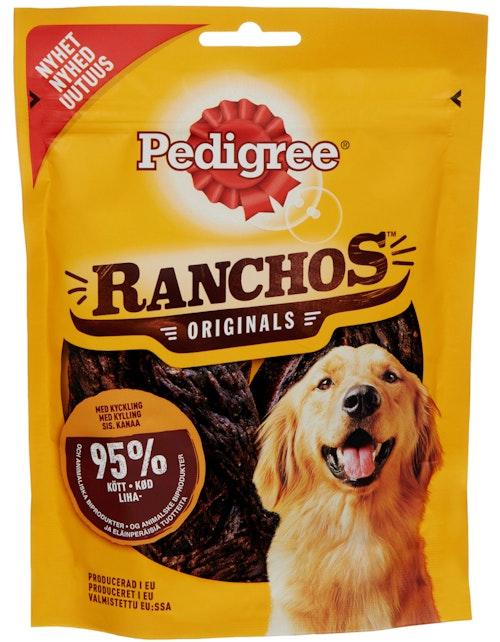 Pedigree Ranchos Kylling 70 g