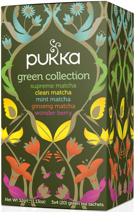 Pukka Green Collection 20 stk
