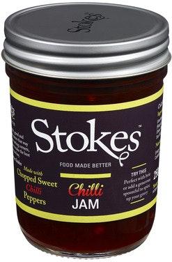 Stokes Chili Jam 250 g