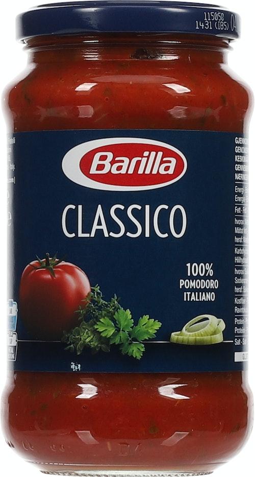 Barilla Classico, Italiensk Tomatsaus med Urter 400 g