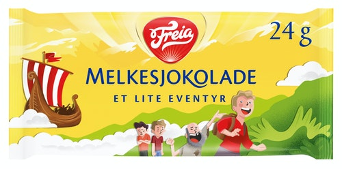 Freia Melkesjokolade Eventyr 24 g