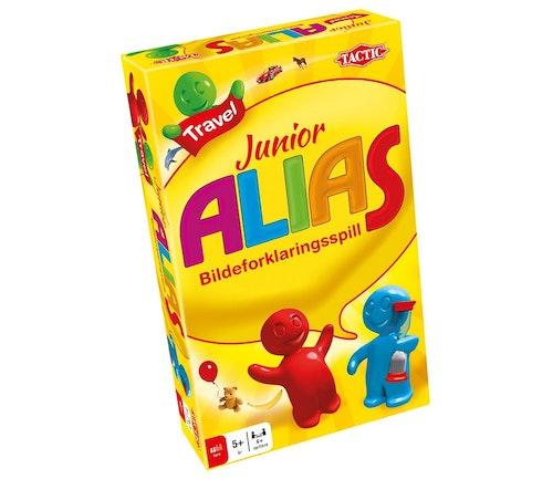 Tactic Alias Junior, reisespill 1 stk