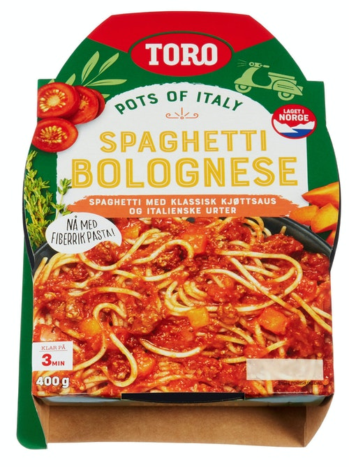 Toro Spaghetti Bolognese 400 g