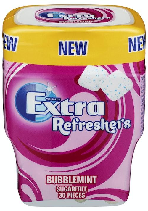 Extra Extra Refreshers Bubblemint 67 g