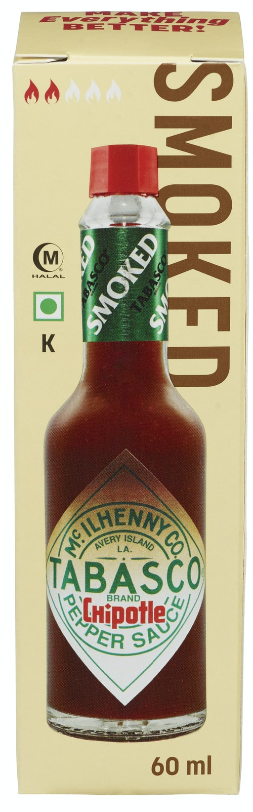 Tabasco Tabasco Chipotle Sauce 60 ml
