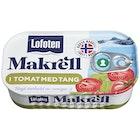 Makrell i Tomat med Tang