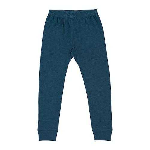 REFLEX Ull longs blå Størrelse: 110-116 cm, 1 stk