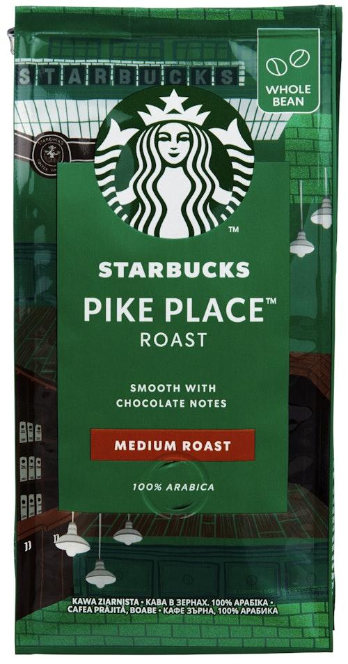 Starbucks Starbucks Pike Place Rwb hele bønner, 200 g