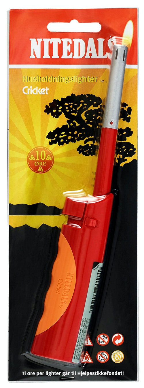 Cricket Lighter 1 stk