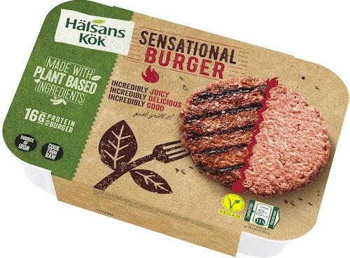 Hälsans Kök Sensational Burger 226 g