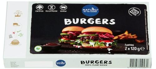 Naturli' Naturli' Burgers 240 g