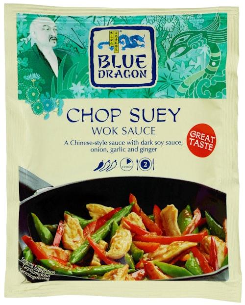 Blue Dragon Chop Suey Woksaus, 120 ml