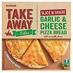 Iceland Hvitløk & Ost Pizzabrød 225 g