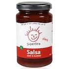 Salsa Sterk Chili & Hvitløk