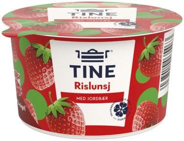 Tine Rislunsj Med Jordbær Piano, 150 g